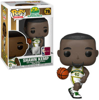 Funko Pop - 79 NBA Basketball - Shawn Kemp Supersonics Vinyl Figure