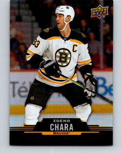 2020-21 Upper Deck Tim Hortons #2 Zdeno Chara  Boston Bruins