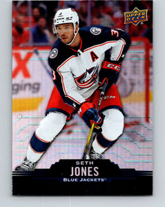 2020-21 Upper Deck Tim Hortons #3 Seth Jones  Columbus Blue Jackets