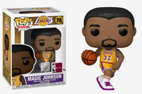 Funko Pop - 78 NBA Basketball - Magic Johnson Lakers Vinyl Figure