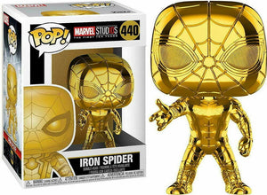 Funko Pop - 440 Marvel First Years - Iron Spider (Fan Winner) Vinyl Figure