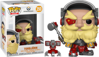 Funko Pop - 350 Games Overwatch - Torbjorn Vinyl Figure