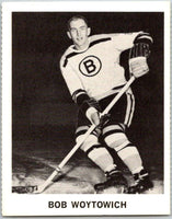 1965-66 Coca-Cola #5 Bob Woytowich  Boston Bruins  X0008
