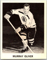 1965-66 Coca-Cola #9 Murray Oliver  Boston Bruins  X0013