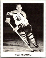 1965-66 Coca-Cola #12 Reg Fleming  Boston Bruins  X0018