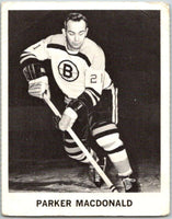1965-66 Coca-Cola #14 Parker MacDonald  Boston Bruins  X0021