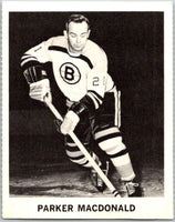 1965-66 Coca-Cola #14 Parker MacDonald  Boston Bruins  X0022