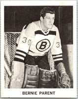 1965-66 Coca-Cola #18 Bernie Parent  Boston Bruins  X0027
