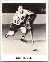 1965-66 Coca-Cola #29 Ken Hodge  Chicago Blackhawks  X0043