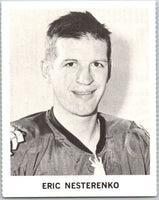 1965-66 Coca-Cola #30 Eric Nesterenko  Chicago Blackhawks  X0044