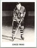 1965-66 Coca-Cola #31 Chico Maki  Chicago Blackhawks  X0047