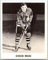 1965-66 Coca-Cola #31 Chico Maki  Chicago Blackhawks  X0048