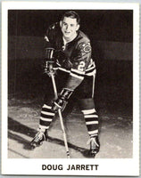 1965-66 Coca-Cola #34 Doug Jarrett  Chicago Blackhawks  X0052