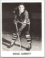 1965-66 Coca-Cola #34 Doug Jarrett  Chicago Blackhawks  X0053