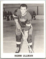 1965-66 Coca-Cola #42 Norm Ullman  Detroit Red Wings  X0069