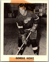 1965-66 Coca-Cola #43 Gordie Howe  Detroit Red Wings  X0070