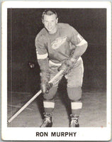 1965-66 Coca-Cola #46 Ron Murphy  Detroit Red Wings  X0073