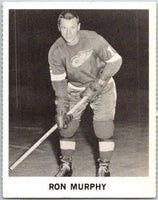 1965-66 Coca-Cola #46 Ron Murphy  Detroit Red Wings  X0074