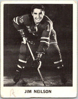 1965-66 Coca-Cola #85 Jim Neilson  New York Rangers  X0143