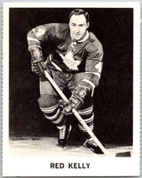 1965-66 Coca-Cola #93 Red Kelly  Toronto Maple Leafs  X0160