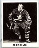 1965-66 Coca-Cola #104 Eddie Shack  Toronto Maple Leafs  X0181