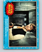1977 OPC Star Wars #4 Space pirate Han Solo   V33544
