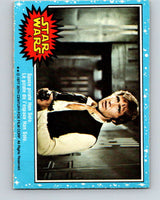 1977 OPC Star Wars #4 Space pirate Han Solo   V33545