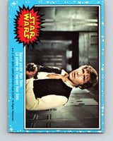 1977 OPC Star Wars #4 Space pirate Han Solo   V33546