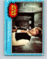1977 OPC Star Wars #4 Space pirate Han Solo   V33547