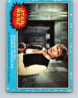 1977 OPC Star Wars #4 Space pirate Han Solo   V33548