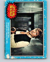 1977 OPC Star Wars #4 Space pirate Han Solo   V33550