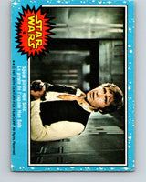 1977 OPC Star Wars #4 Space pirate Han Solo   V33551