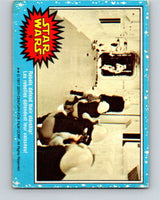 1977 OPC Star Wars #9 Rebels defend their starship!   V33576