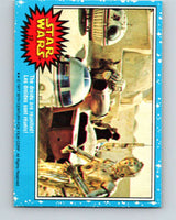 1977 OPC Star Wars #12 The droids are reunited!   V33584