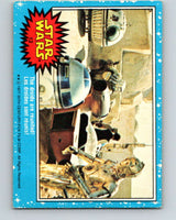 1977 OPC Star Wars #12 The droids are reunited!   V33585