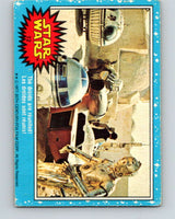 1977 OPC Star Wars #12 The droids are reunited!   V33588