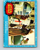 1977 OPC Star Wars #13 A sale on droids!   V33590