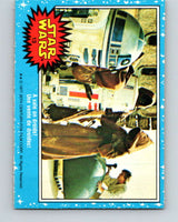 1977 OPC Star Wars #13 A sale on droids!   V33591