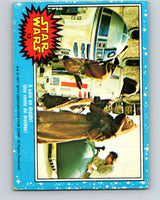 1977 OPC Star Wars #13 A sale on droids!   V33593