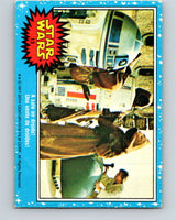 1977 OPC Star Wars #13 A sale on droids!   V33594