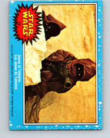 1977 OPC Star Wars #16 Jawas of Tatooine   V33606