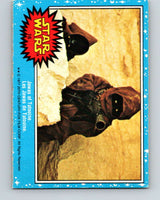 1977 OPC Star Wars #16 Jawas of Tatooine   V33607