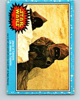 1977 OPC Star Wars #16 Jawas of Tatooine   V33608