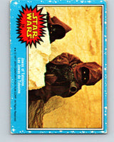 1977 OPC Star Wars #16 Jawas of Tatooine   V33609