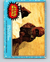 1977 OPC Star Wars #16 Jawas of Tatooine   V33610