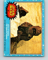 1977 OPC Star Wars #16 Jawas of Tatooine   V33612