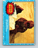 1977 OPC Star Wars #16 Jawas of Tatooine   V33613