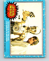 1977 OPC Star Wars #19 Searching for the little droid   V33622