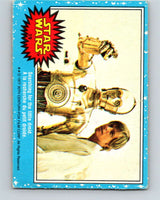 1977 OPC Star Wars #19 Searching for the little droid   V33623