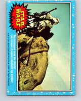 1977 OPC Star Wars #24 Stormtroopers seek the droids!   V33648
